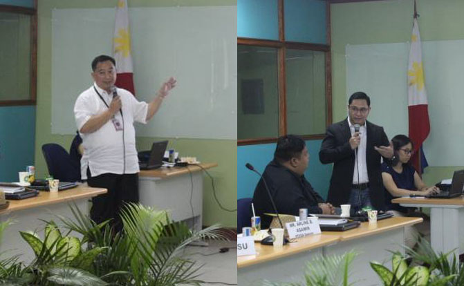 Sharing of Good Practices on Academe and Industry Partnership in Calabarzon