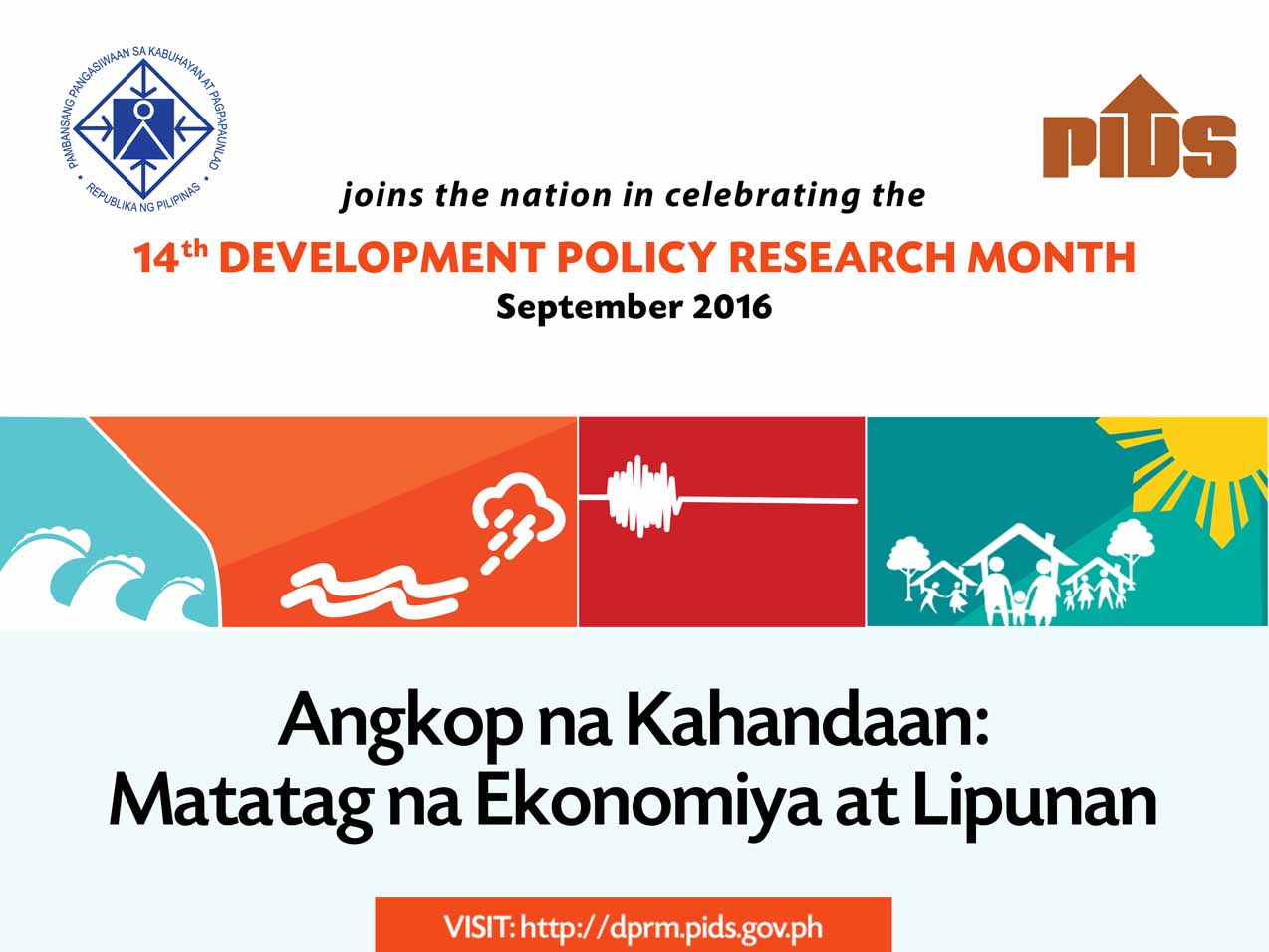 14th Development Research Policy Month