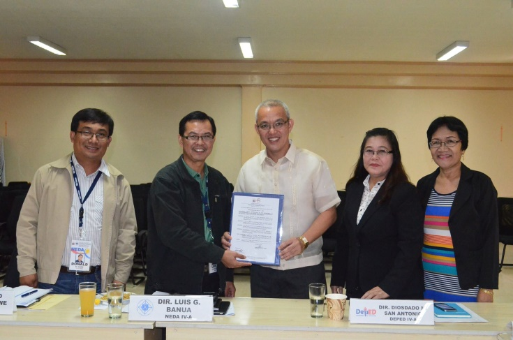 SDC Calabarzon endorses key social development measures