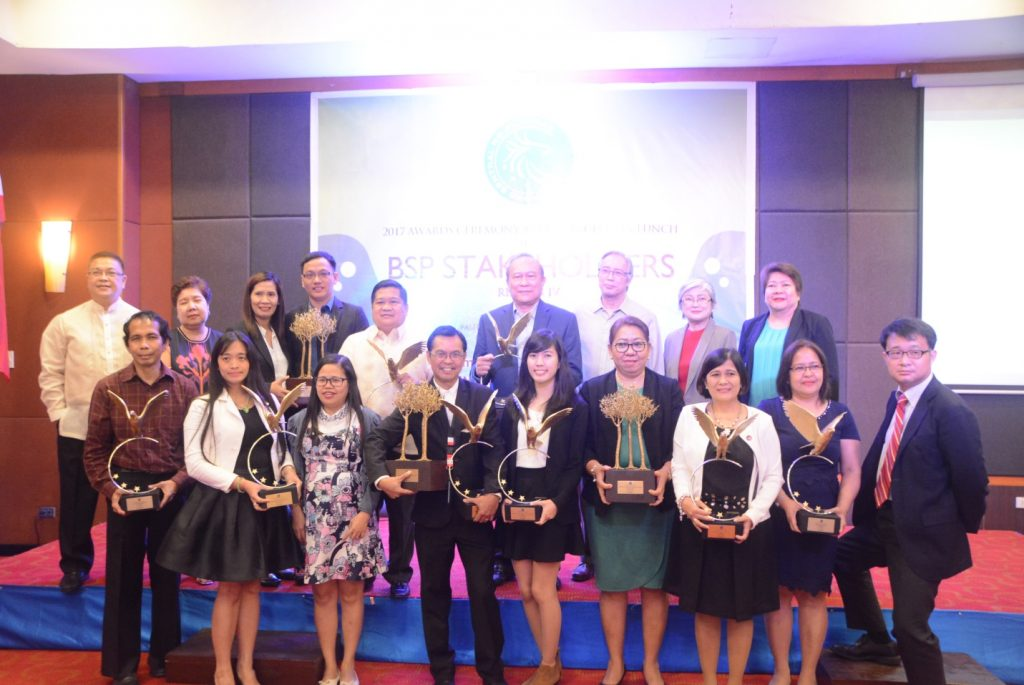 RDC IV-A and NEDA Region IV-A Receive BSP Awards