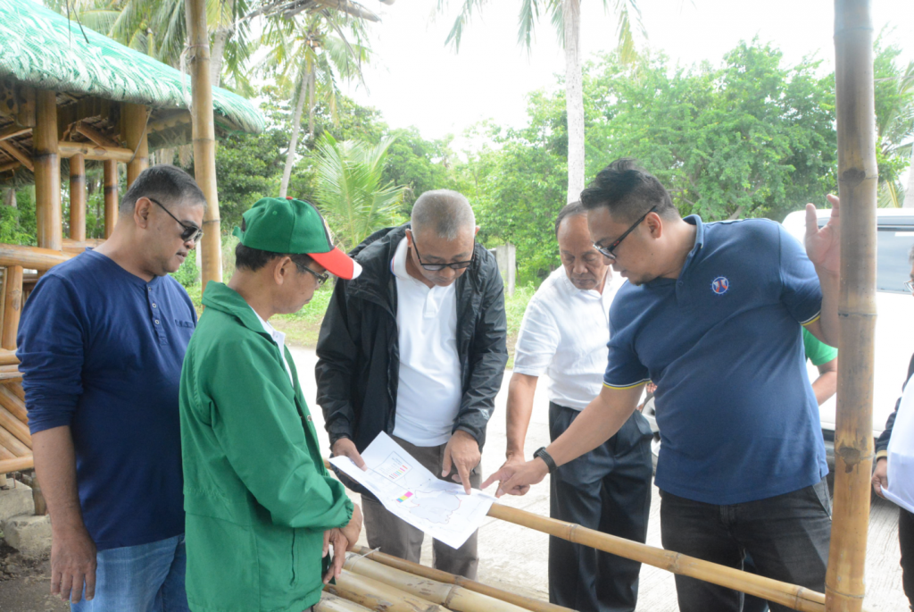 Picture of: Calabarzon Rpmc Inspects Delayed Major Transport Projects Neda Region Iv A